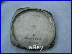 2953 montre zenith suisse poinçon argent massif ancienne