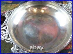 Ancienne ecuelle coupe style LXV en argent massif poincon minerve epXIXe silver