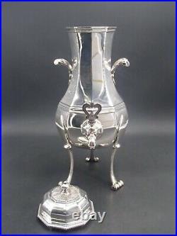 Aucoc Rare Fontaine A The Argent Massif Poincon Minerve Style 18 Eme Saint Omer