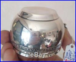 Belle Tasse en argent Massif poinçon Minerve 1er titre 86g
