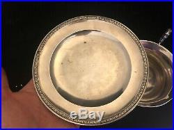 Epoque CHARLES X Tasse à Chocolat ARGENT MASSIF Vers 1830 Poinçon Vieillard
