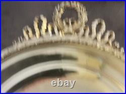 LEGUMIER ARGENT MASSIF DE STYLE LOUIS XVI 773g POINCON MINERVE 950/000