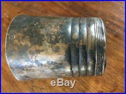 Lot argent à fondre ou autre 461 gr couverts timbale poinçons biloux pieces