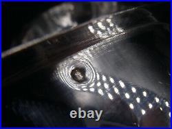 Odiot Rare Legumier Et Doublure Argent Massif 1 Er Titre Poincon Minerve 1.4 KG
