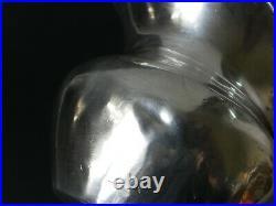 Pot à lait égoïste en argent massif poinçon Vieillard Paris Lebrun orfèvre XIXe
