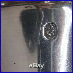 Rare Verseuse 1 KG En Argent Massif Poincon 1 Er Coq Paris 1798 Bec Tete D Aigle