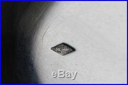 SAUCIERE ANCIENNE ARGENT MASSIF POINCON TETE DE MINERVE 950/1000 635 g