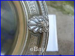 Tres belle coupe argent massif orfevre roussel. S t. Louis xvI. Poinçon minerve