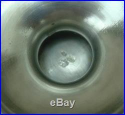 V45 Pot Couvert Bouillon Sucrier Argent Massif poinçonné 186gr objet vitrine